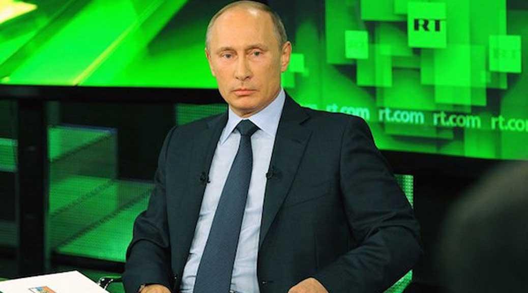 Congelato il conto bancario di Russia Today in Gran Bretagna, un'altra manifestazione di impotenza