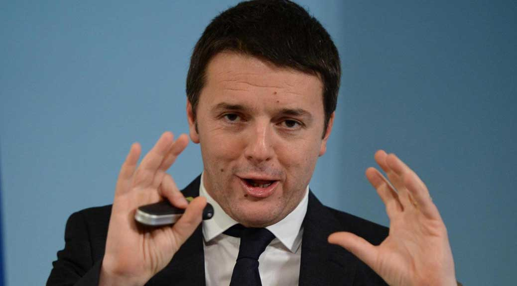 Renzi sta facendo un bluff colossale alle spalle degli italiani!