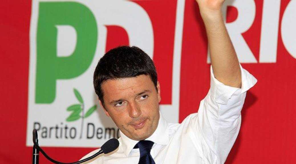 Fusaro: 'Terribile vedere Renzi e i militonti del PD che cantano Bella Ciao'
