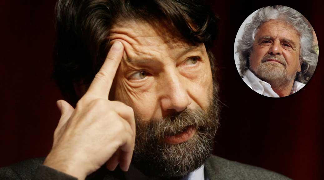 Massimo Cacciari: 'Renzi si è fatto establishment, contro la destra non resta che Beppe Grillo'