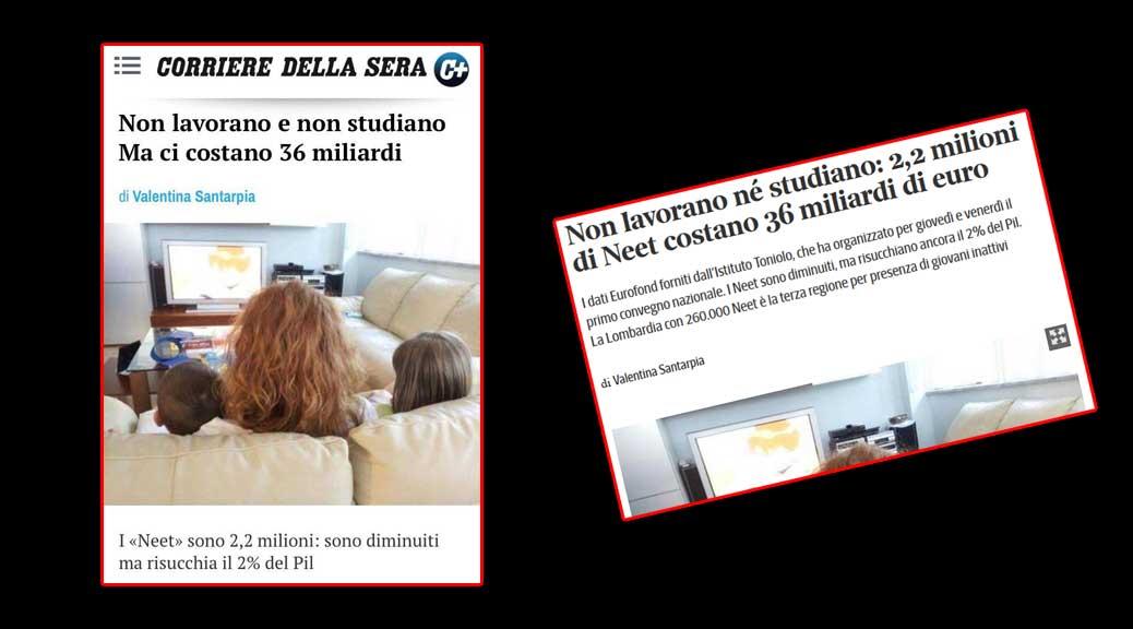 Chi ha scritto questo articolo chieda scusa a tutti gli italiani