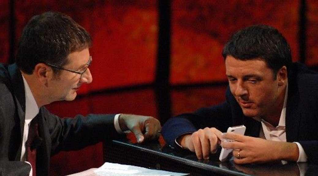 Da Fazio Renzi ne ha sparato un'altra