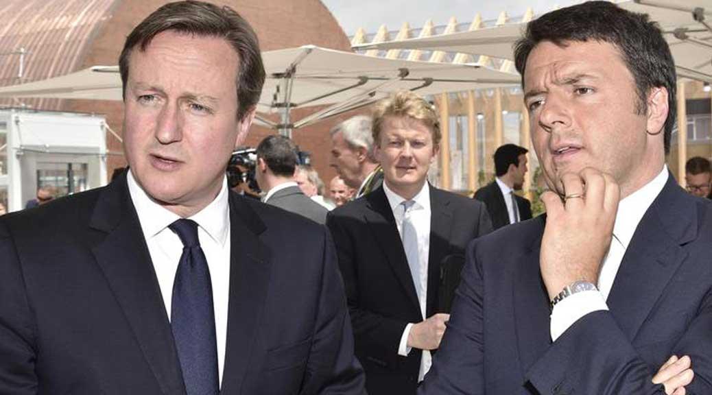 Cameron e Clinton sono caduti come birilli, ora sarà il turno di Renzi