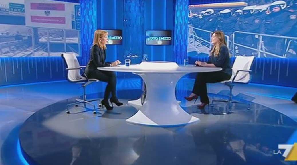 'La Gruber e la Boschi erano d'accordo?' Il VIDEO denuncia del deputato M5S Sorial