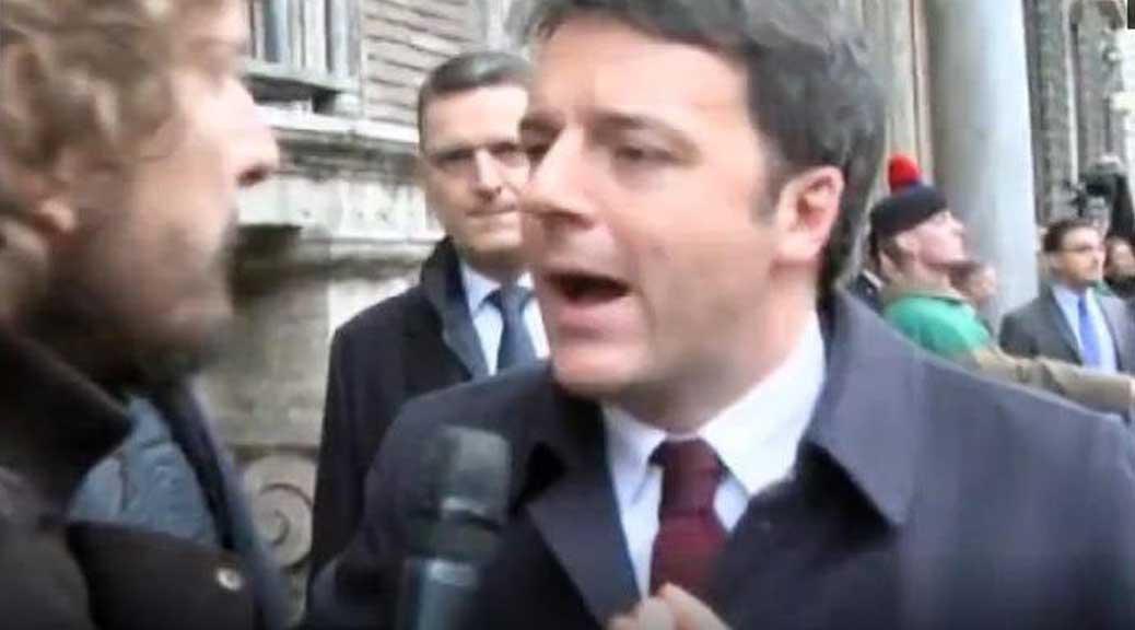 Ecco il video delle Iene su Matteo Renzi mai andato in onda
