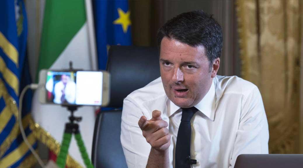 Referendum, Renzi nel panico: 'Non c'entra con l'elezione di Trump'