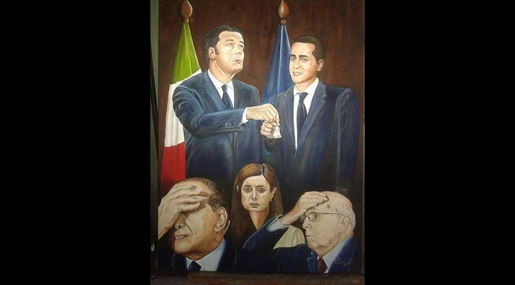 Il 21% degli italiani vorrebbe Luigi Di Maio premier