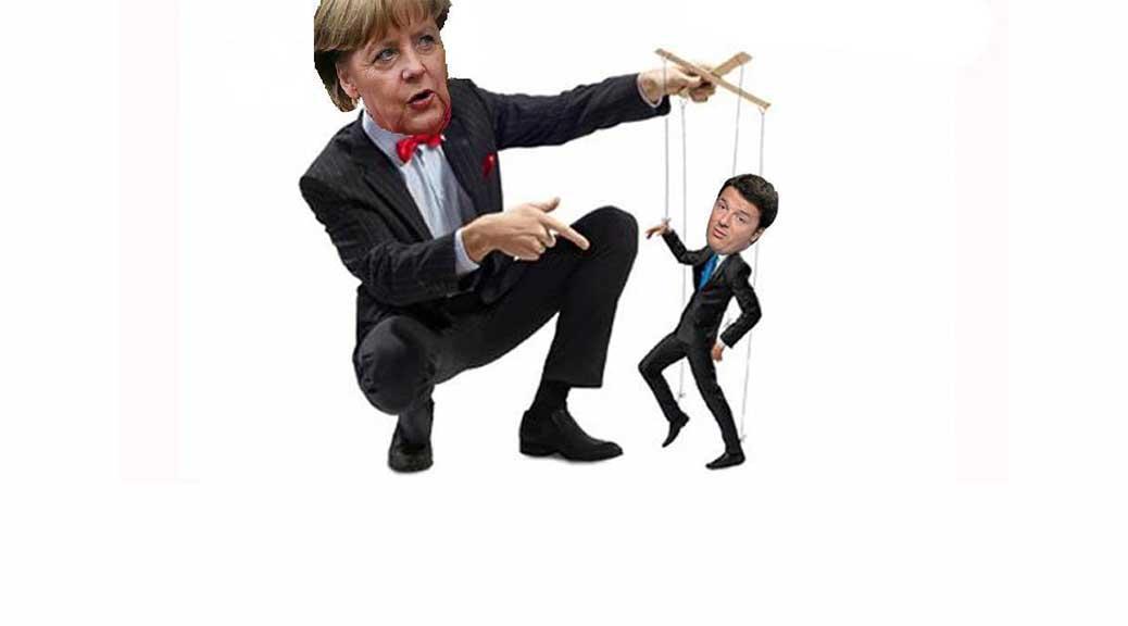 Mandando via Renzi, mandiamo via chi ce lo ha messo... a fare i compitini