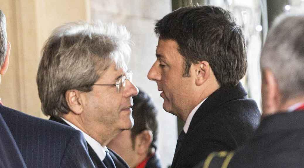 Si va verso elezioni: Renzi pronto ad abbattere Gentiloni