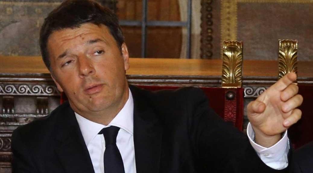 Renzi: 'È colpa del No se abbiamo dovuto mettere mano al portafogli per Mps'
