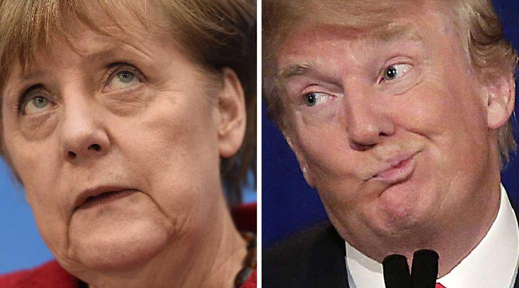 Trump: 'L'UE serve solo alla Germania, la Gran Bretagna ha fatto bene a uscire'