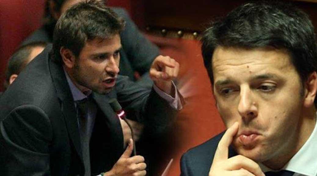 Caso Consip, Di Battista: 'Romeo ha finanziato Renzi. Vi chiedo di condividere, per favore'