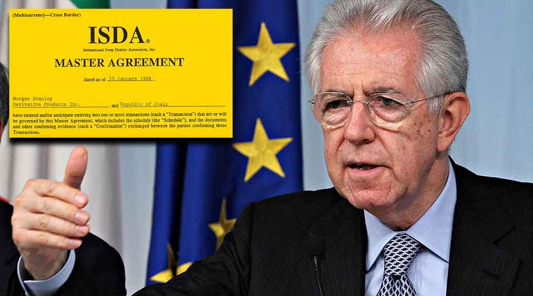 'Monti sbagliò, Morgan Stanley paghi 3 miliardi' Così hanno svenduto l'Italia alle banche