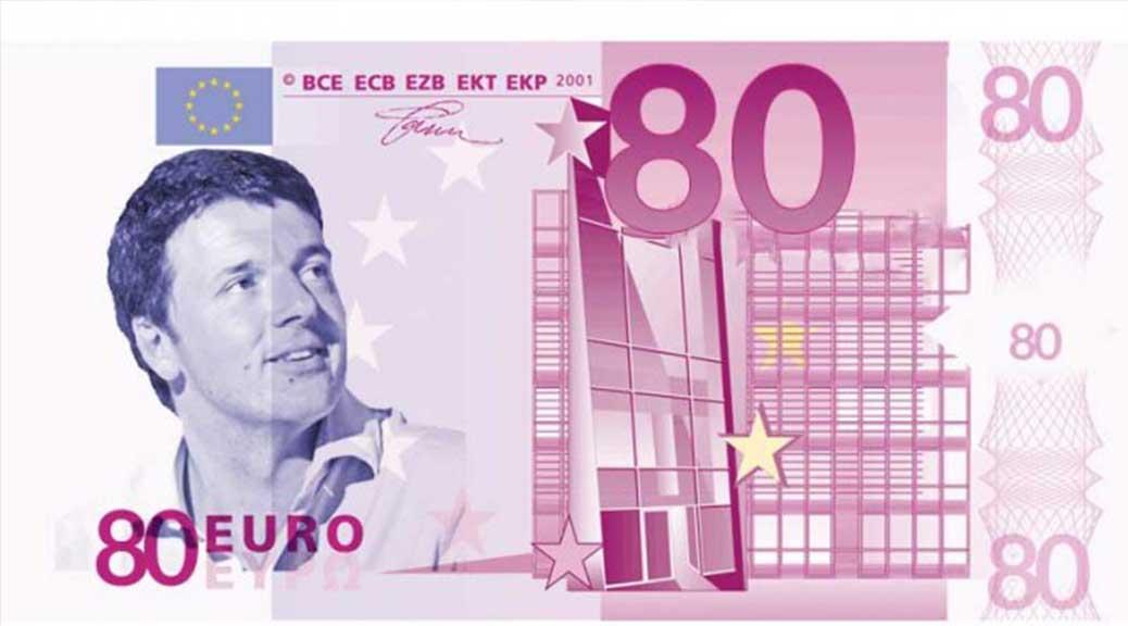 #LaBeffaDiRenzi agli italiani: 1 milione e 700 mila hanno restituito gli 80 euro