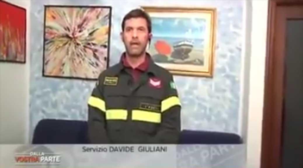 La denuncia del vigile del fuoco: 'Alla fine a febbraio ci hanno tolto il bonus degli 80 euro'