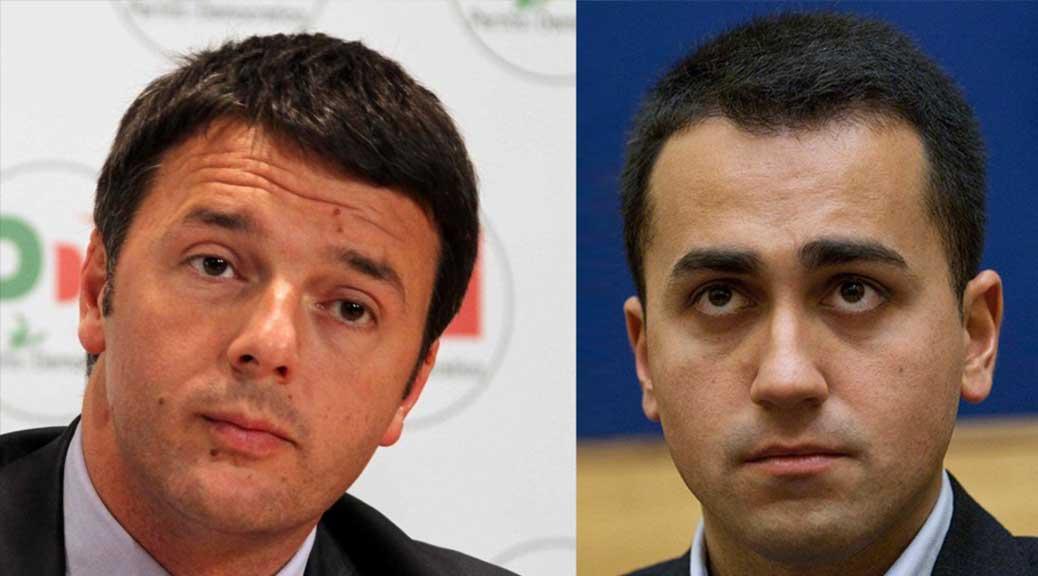 Consip Renzi, Di Maio: 'Sta emergendo il coinvolgimento del Pd renziano' #RenziCantaTu