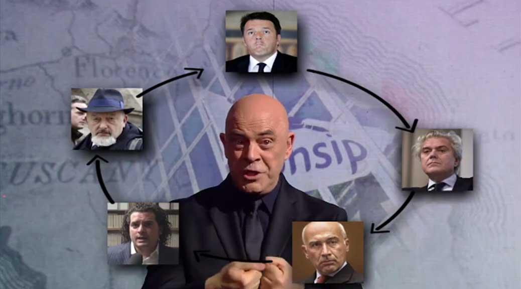 Maurizio Crozza spiega in un minuto e mezzo il caso Consip
