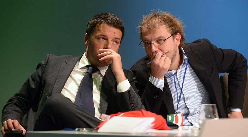 Il Pd salva l'indagato Lotti e sposta la polemica su Grillo