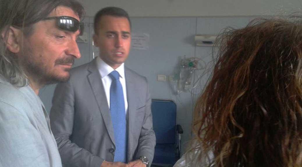 Malore Di Maio, il deputato 5 Stelle su Facebook: 'Ricoverato al Gemelli per delle visite di controllo'