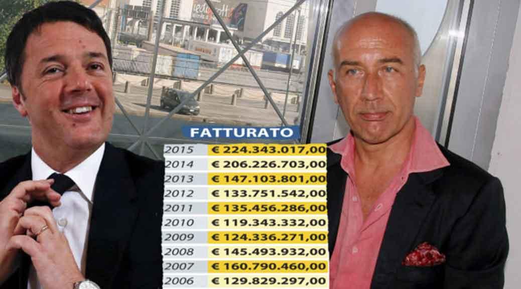 Franco Bechis: 'Arriva Renzi Al Governo E Gli Affari Di Romeo Fanno Boom'