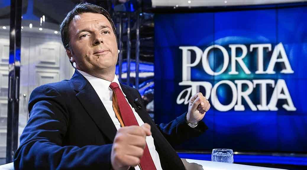 Consip, Renzi difende Lotti: non è accusato di chissà che
