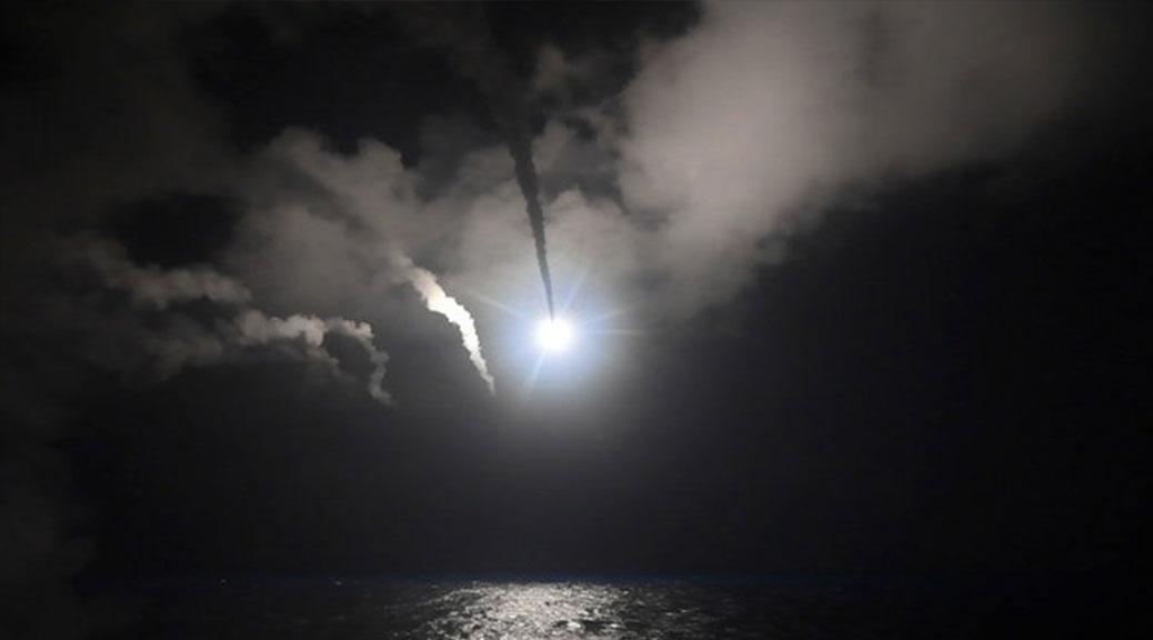 Attacco-Usa-contro-base-aerea-in-Siria