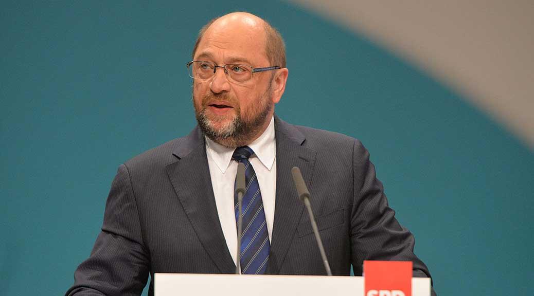 Martin Schulz: 'Senza l'euro la Germania dovrebbe temere l'Italia, non la Cina'
