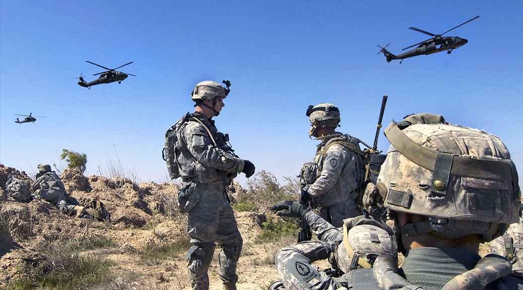 L'America si prepara alla guerra? Allertati 150mila riservisti