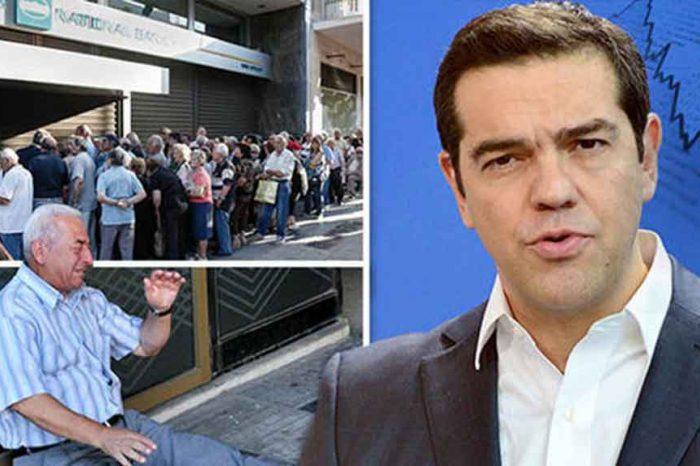 Il più grande successo dell'euro? No, i greci sono alla fame: troppo poveri persino per ereditare