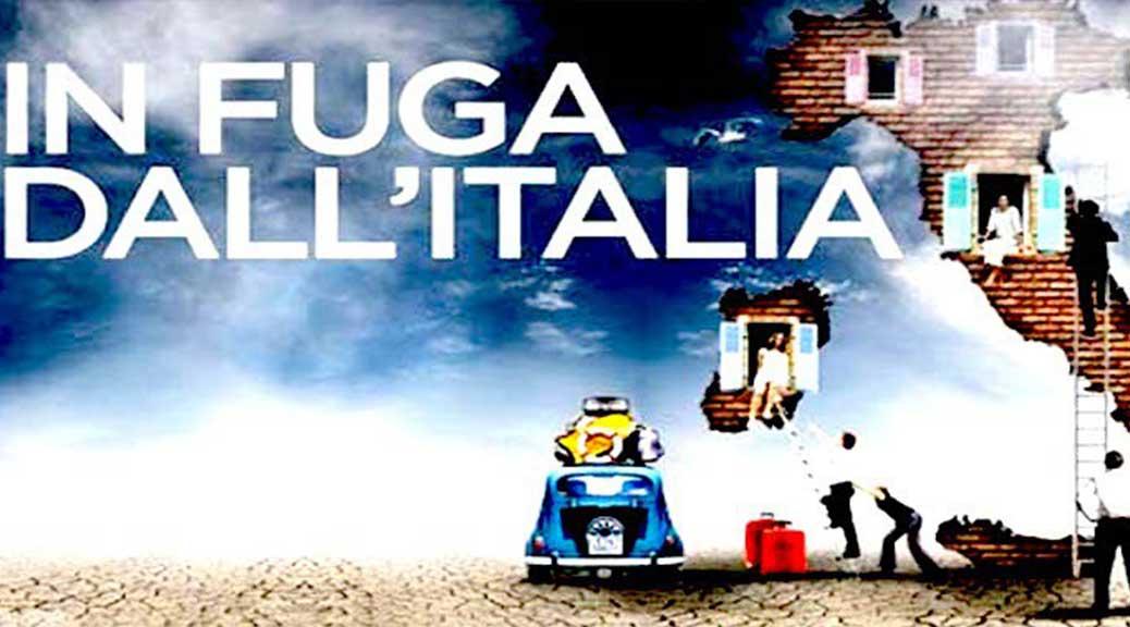 Italiani in fuga: un milione e mezzo sono emigrati dal 2007 a oggi #GovernoGentiloniACasa