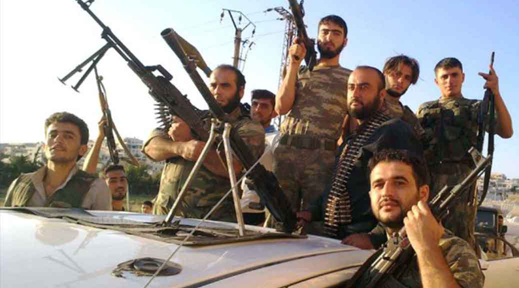 La verità sulla guerra in Siria che i media non raccontano - Daniel Ganser