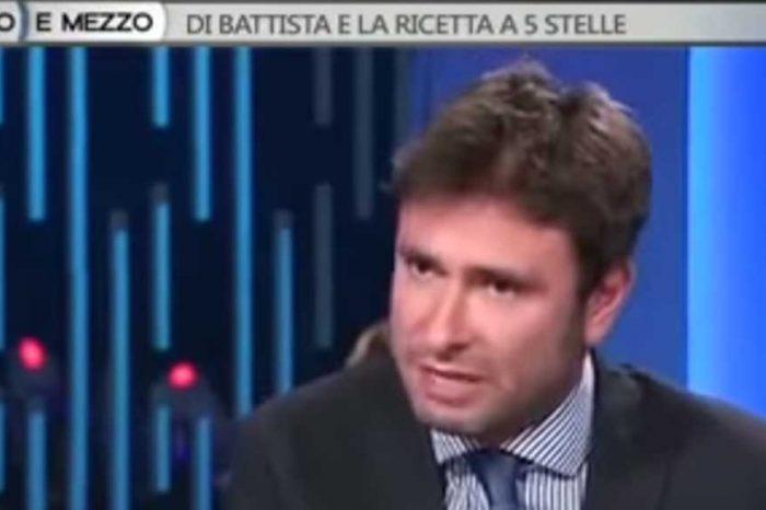 M5S e libertà di stampa, Di Battista: 'Il problema non è Grillo ma Caltagirone, Berlusconi e tutti gli editori impuri'