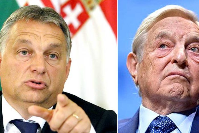 Orban contro Soros: 'Alimenta l'immigrazione clandestina'