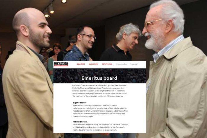 Rsf contro il M5S per la libertà di stampa, Di Stefano: 'Fonti italiane sono Scalfari e Saviano'
