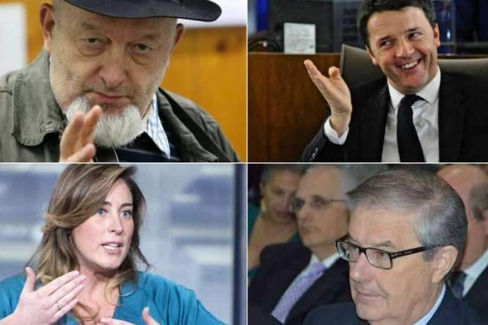 Belpietro: 'Sulle grane di babbo Renzi e babbo Boschi è partita l'operazione insabbiamento'