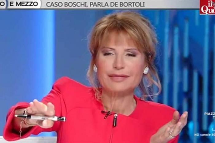 Cacciari: 'Secondo me è impensabile che Grillo vinca le elezioni'. Gruber: 'Speriamo che abbia ragione'