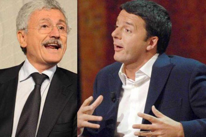 D'Alema: 'Renzusconi favorirà Grillo. La gente vota M5S perché è indignata dalle ingiustizie'