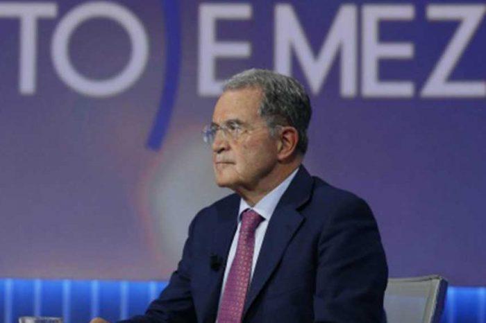 Romano Prodi: 'M5S non pronto a governare. Se vince le elezioni sarebbe un pericolo'