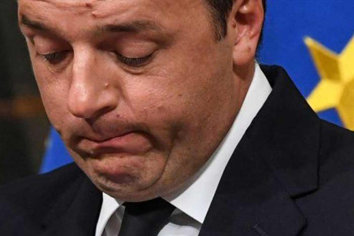 M5S: 'Renzi mente e nasconde il crollo del Pd'