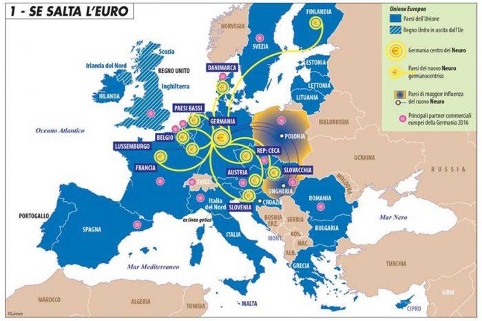 Se salta l'euro