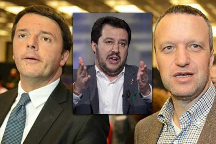 Salvini: 'A Verona voto di scambio Renzi-Tosi'