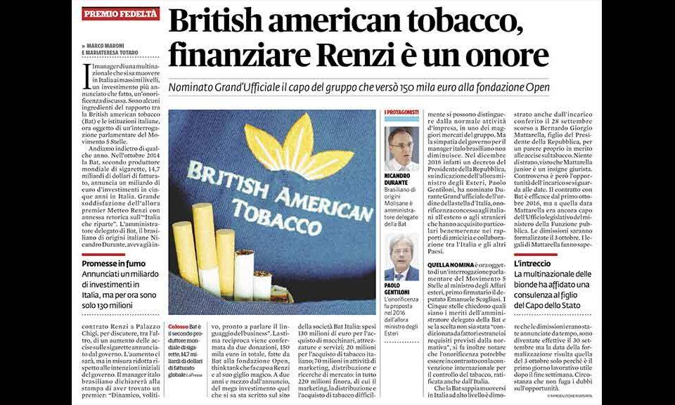 Nominato-Grand'Ufficiale-il-CEO-di-British-American-Tobacco