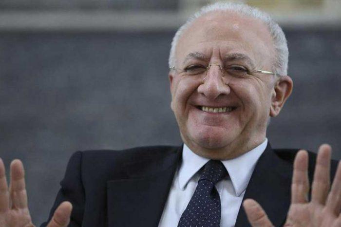Campania, governatore De Luca nominato commissario alla Sanità: ora sarà controllore e controllato al tempo stesso