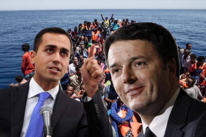 Luigi Di Maio: 'Sfiduciamo il governo su Triton per alto tradimento'