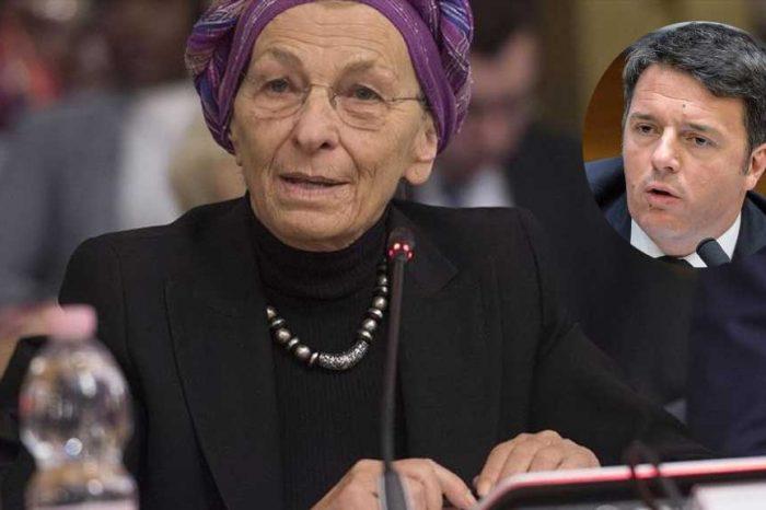 Immigrazione, altra bomba di Emma Bonino su Matteo Renzi: 'Vi rivelo la sua menzogna'