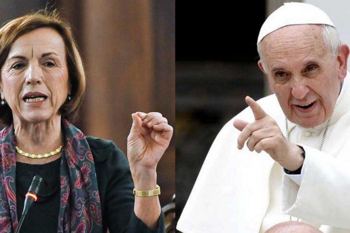#VergognaFornero contro Papa Francesco