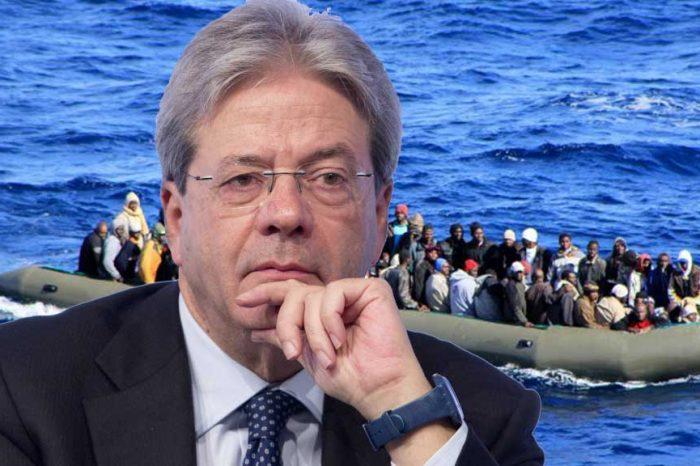 Ribelliamoci: Gentiloni sta già insabbiando lo scandalo migranti