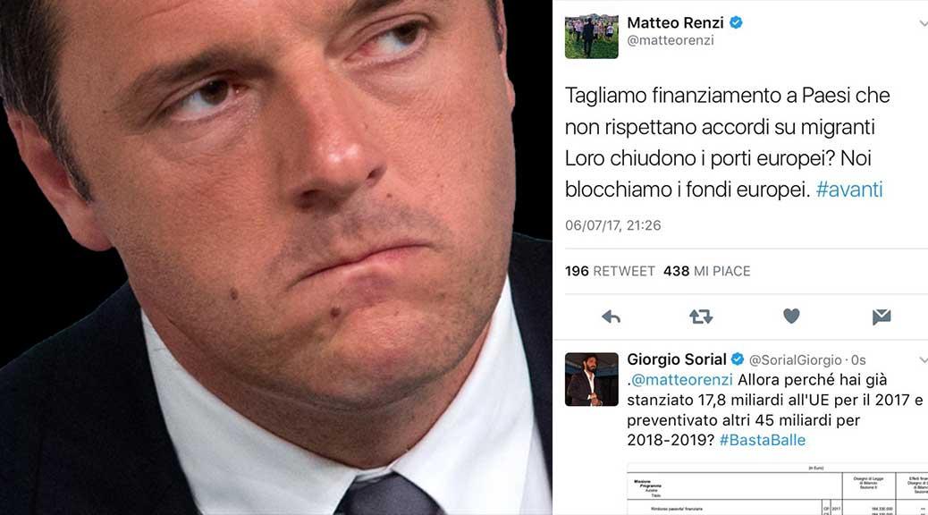 migranti-Renzi