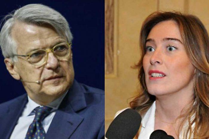 Maria Elena Boschi rinuncia a querelare De Bortoli su Banca Etruria