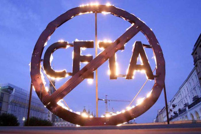Oggi il Ceta entra in vigore senza essere stato votato